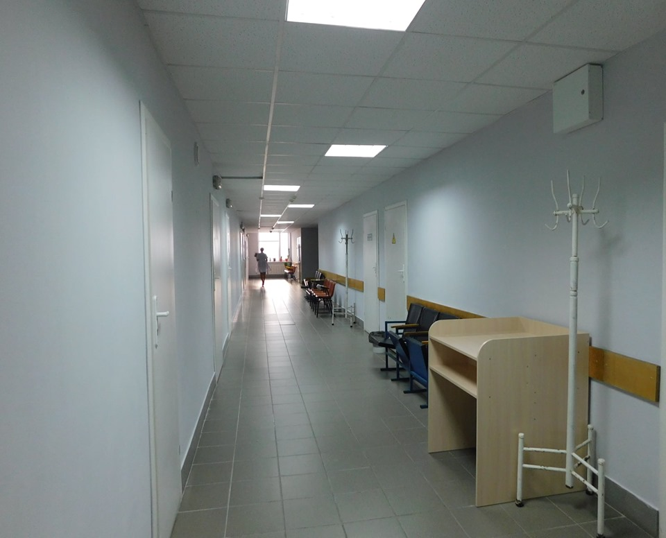 У Славутичі розпочато перетворення лікарні в сучасний медичний заклад -  - 70722408 2416692648413634 2190330937529597952 n