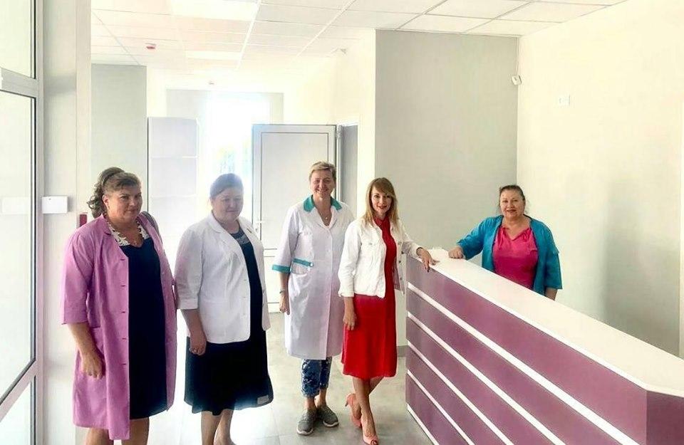 70793695_493512004768426_1459875709081092096_n Васильківщина готується до відкриття ще однієї амбулаторії