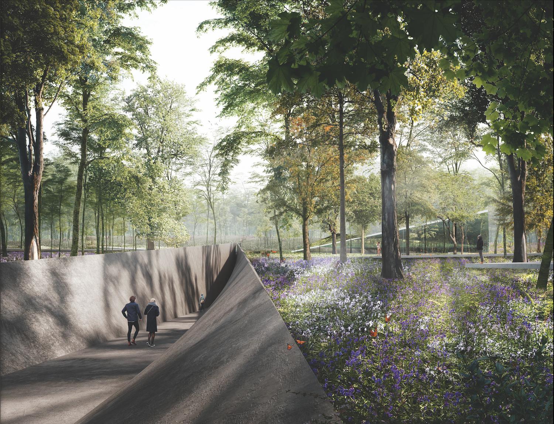 BYHMC_project002 Стало відомо ім'я  переможця архітектурного конкурсу на кращий проект меморіального центру Голокосту в Києві