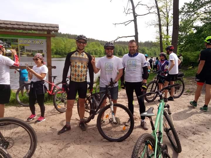 FB_IMG_1568197297227 Екоактивісти запрошують покататись на велосипедах по природі Києво-Святошинського району