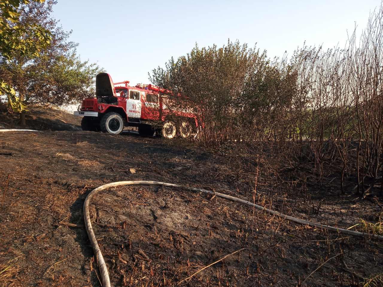 IMG-7ae1321b0bf92eaca8d84997d09cb789-V У Чорнобильській зоні ліквідували загорання торфу