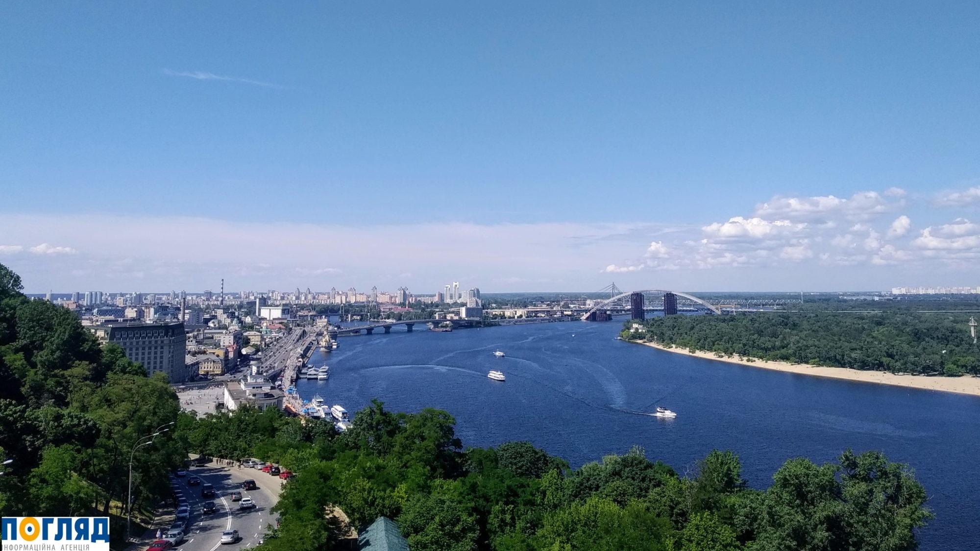Київ показав високий рівень прогресу за останні 5 років