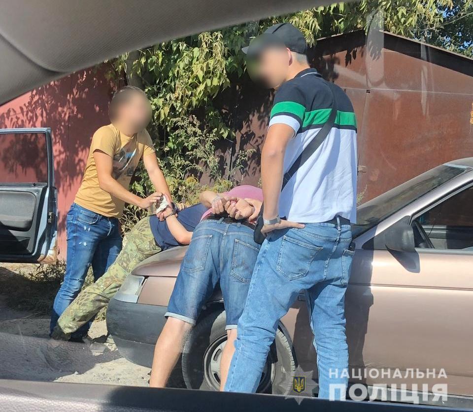 Розбійний напад та заволодіння автомобілем: в Броварах затримали двох зловмисників -  - WhatsApp Image 2019 09 11 at 16.10.40
