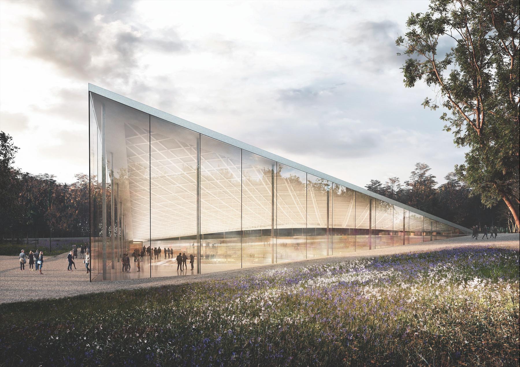 f5278e693e449661fdf6841e2fdaa072 Стало відомо ім'я  переможця архітектурного конкурсу на кращий проект меморіального центру Голокосту в Києві