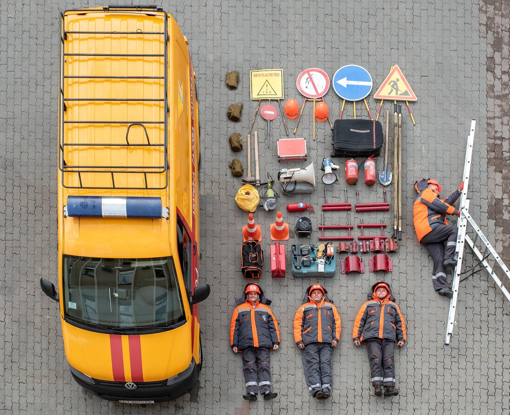 Наче іграшки з Lego: українці взяли участь у новому флешмобі - флешмоб - gaz