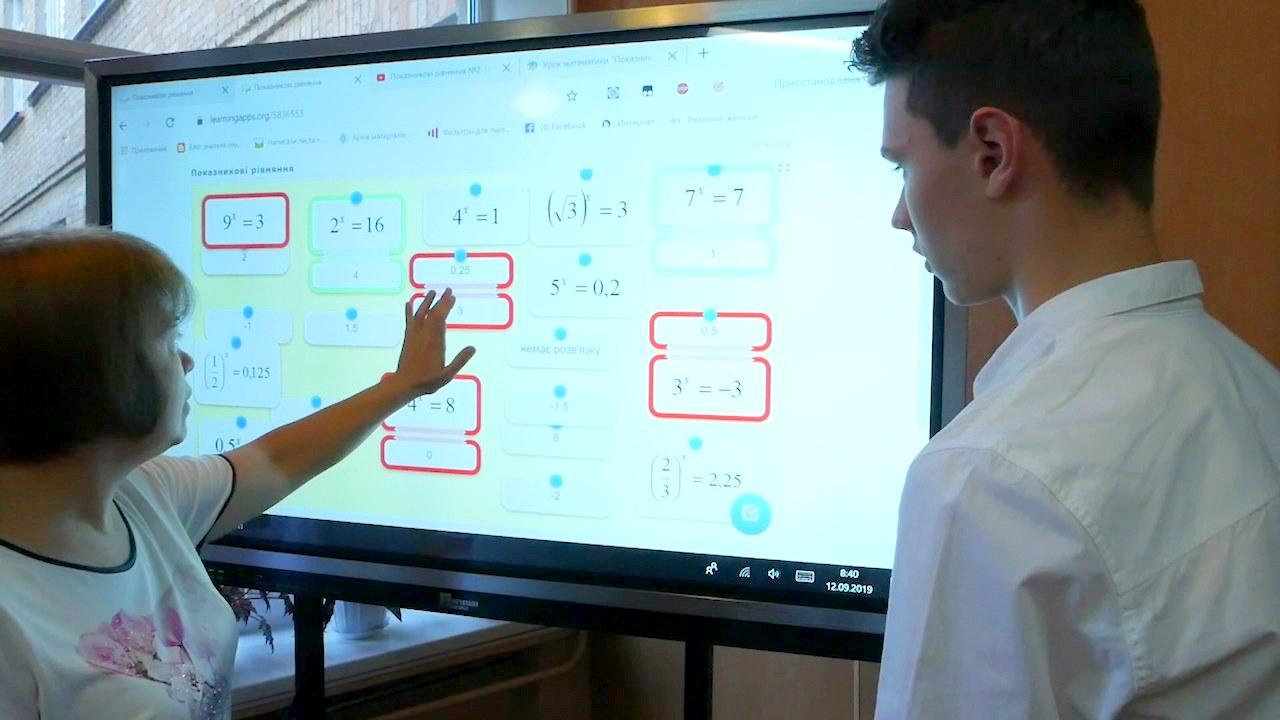 imgbig-13 У п'ятьох білоцерківських школах з'явились інтерактивні панелі