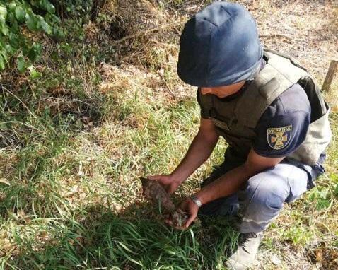 mopop На Київщині знайшли арсенал зброї часів ІІ Світової