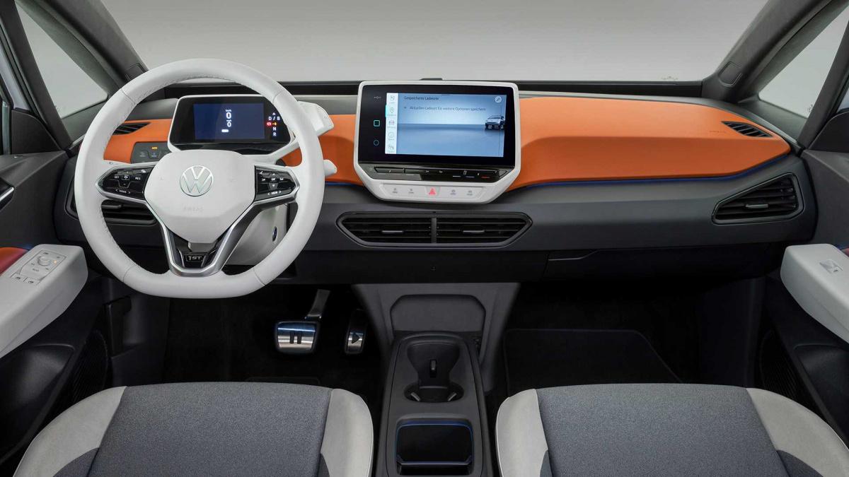 Фольксваген представив новий електрокар, що може стати бестселером - Фольксваген, Презентація, електромобіль - volkswagen id 3 2019 10