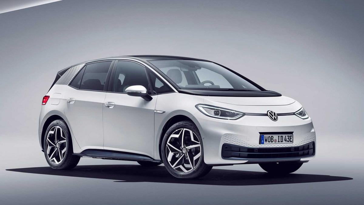 Фольксваген представив новий електрокар, що може стати бестселером - Фольксваген, Презентація, електромобіль - volkswagen id 3 2019 7