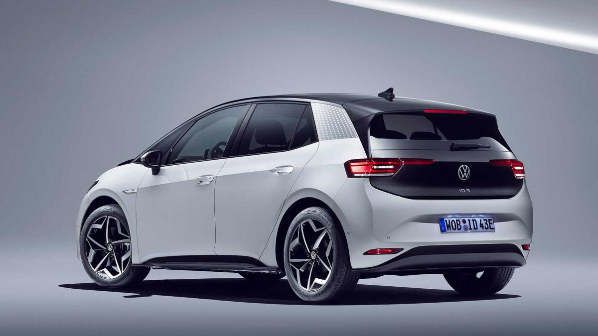 Фольксваген представив новий електрокар, що може стати бестселером - Фольксваген, Презентація, електромобіль - volkswagen id 3 2019 9