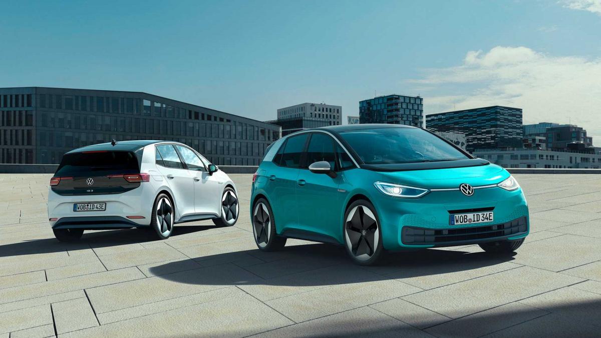 Фольксваген представив новий електрокар, що може стати бестселером - Фольксваген, Презентація, електромобіль - volkswagen id 3 2019
