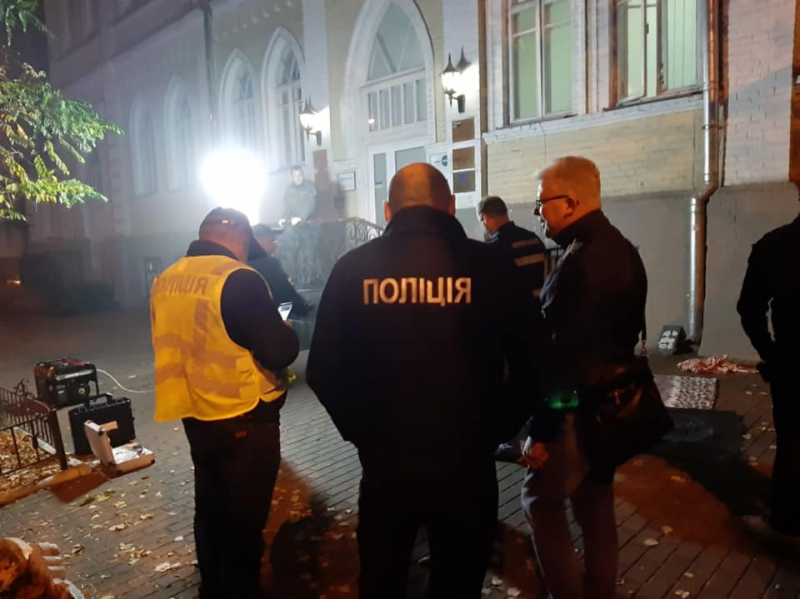 З'явилося відео вибуху гранати в центрі Києва -  - 0000103921 vzryvkiev