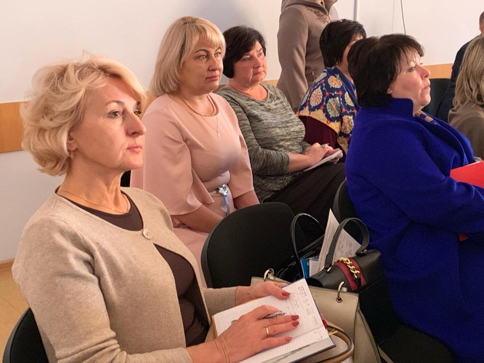 У Вишгороді радились директори шкіл Київщини - семінар, київщина, Вишгородський район - 1008 Seminar Intelekt2