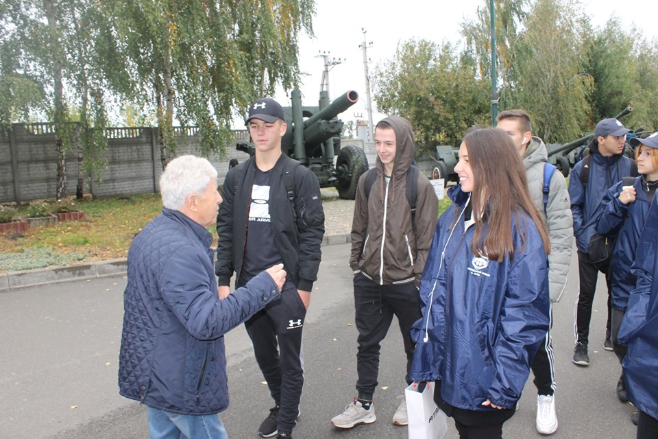 1009_Patriot3 Військово-спортивна гра «Патріот»: змагалися студенти й старшокласники