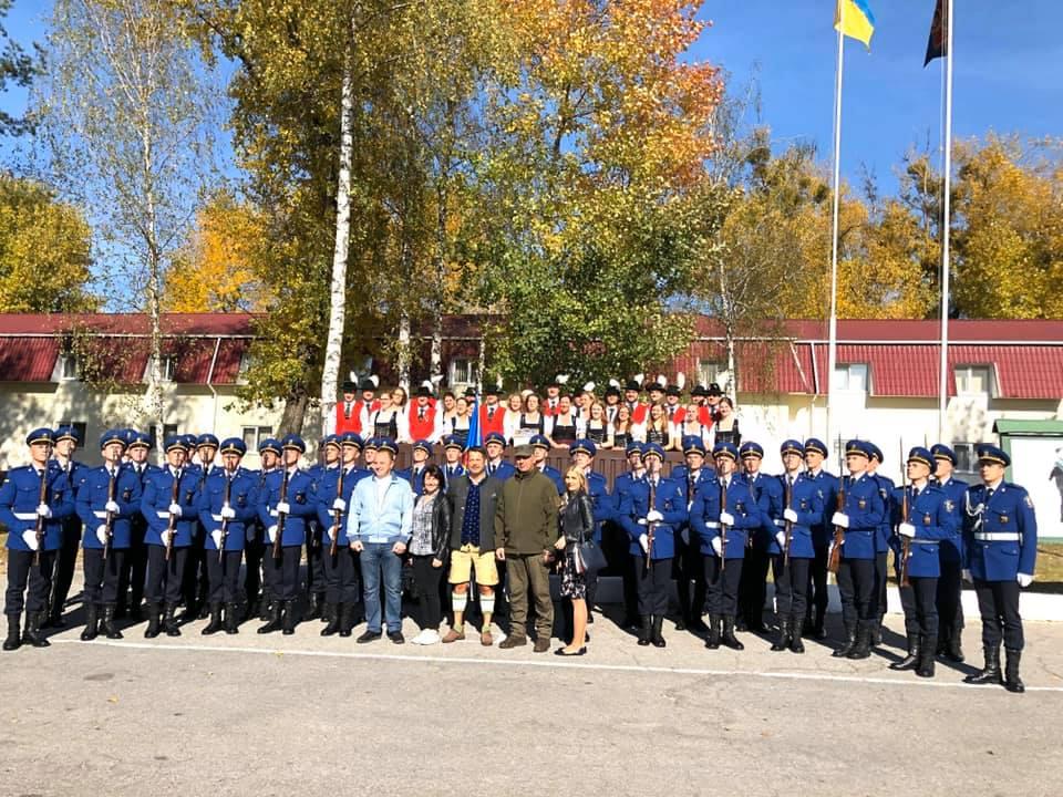 Вишгородщина вітає захисників України -  - 1013 Vysh orkestr