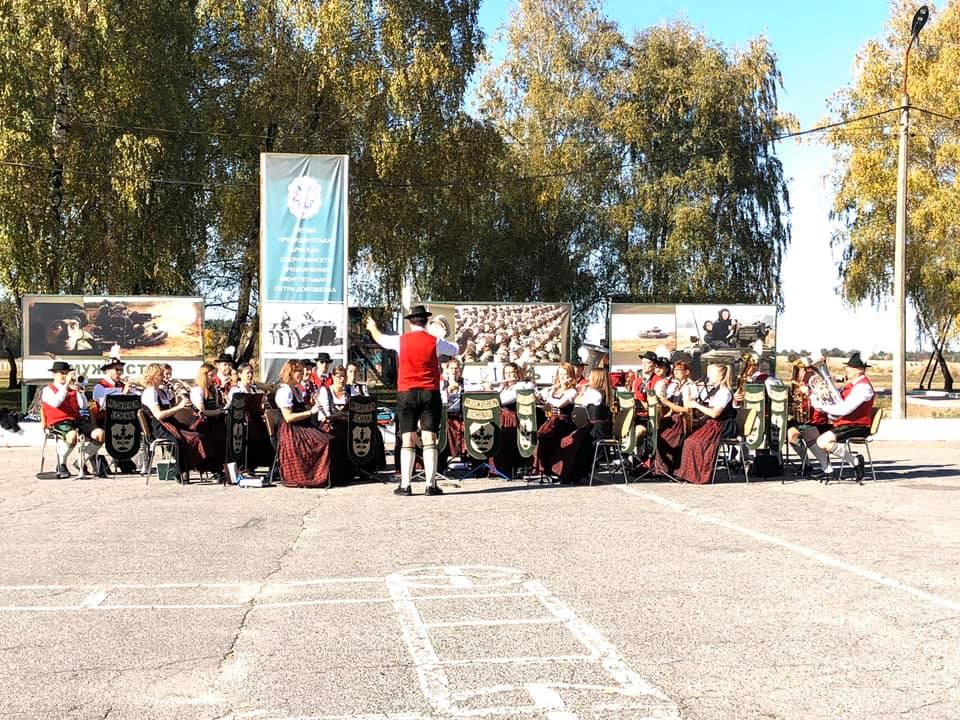 Вишгородщина вітає захисників України -  - 1013 Vysh orkestr3