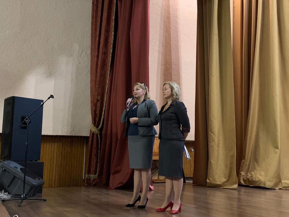 У Вишгороді відбувся День кар'єри - Київщина Вишгород - 1016 VYSH CHujko