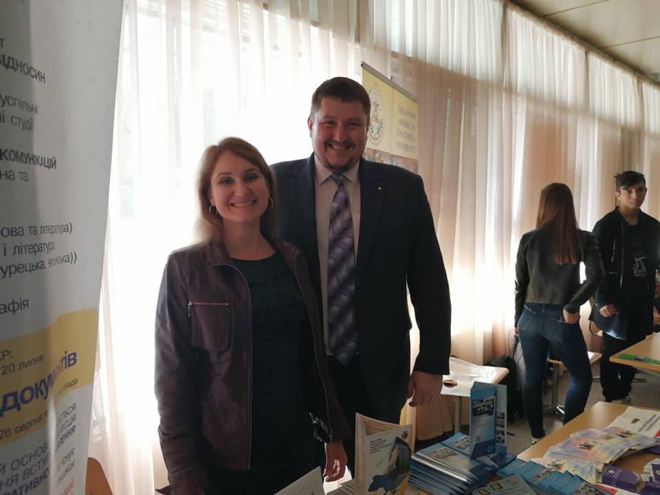 У Вишгороді відбувся День кар'єри - Київщина Вишгород - 1016 VYSH Samojlenko