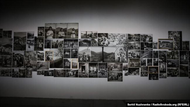 «Подолання гравітації»: історія про фотоархів - Параска Плитка-Горицвіт, Мистецький арсенал, Київ, виставка - 1018 Paraska3