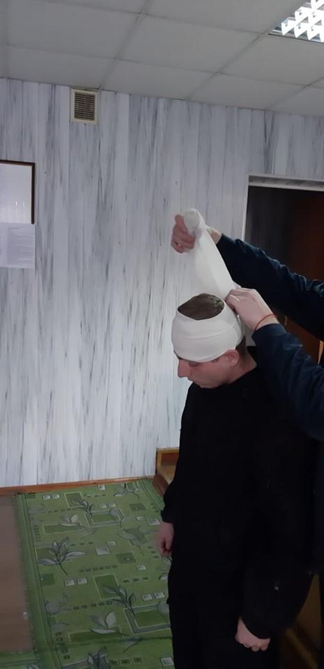Поліцейські Вишгородщини удосконалили свої знання із домедичної допомоги -  - 1018 domedychna2