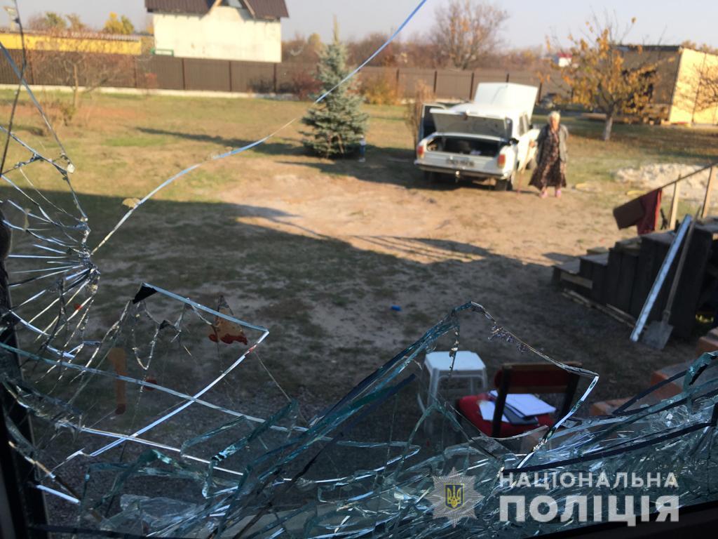 У Баришівці чоловік помер під час затримання - Поліція, кримінал, київщина, Баришівка - 1020 Barysh1