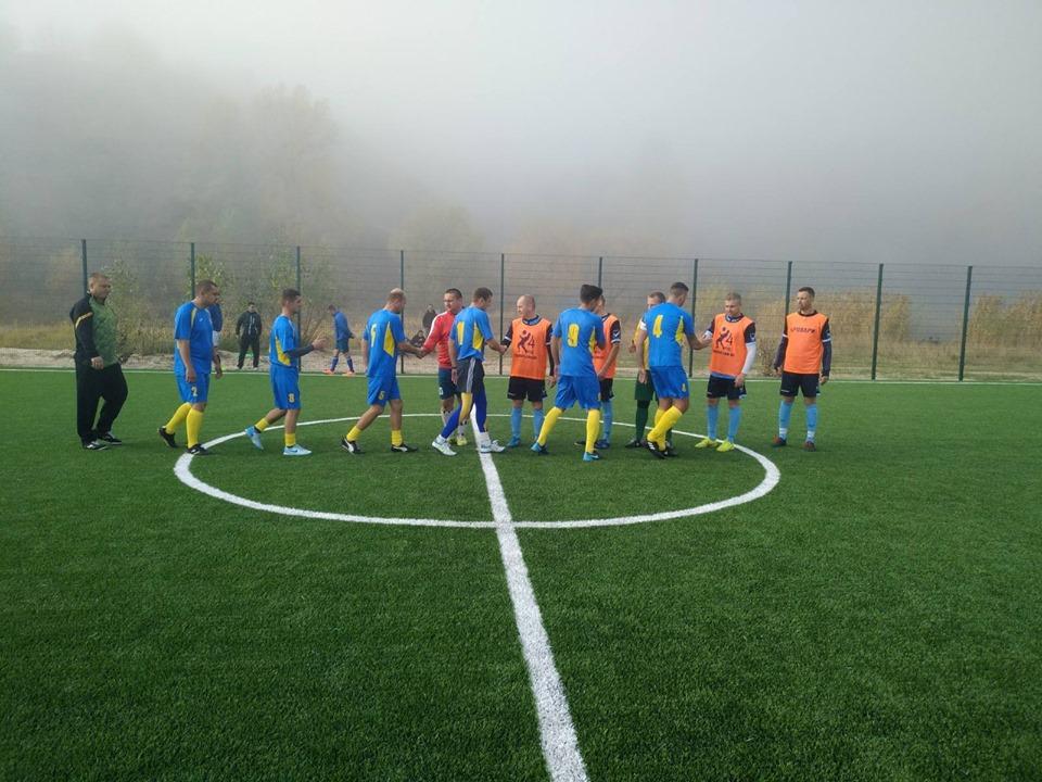На Вишгородщині рятувальники Київщини провели турнір з міні-футболу - турнір, київщина, ДСНС, Вишгород - 1022 f2