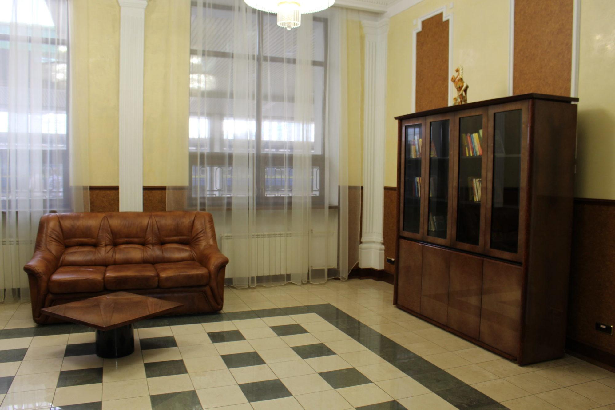 У Харкові відкрито залу очікування для військових - учасники бойових дій, Україна, Київ, волонтери, АТО - 1025 ochikuvannya Kyyiv1 2000x1333