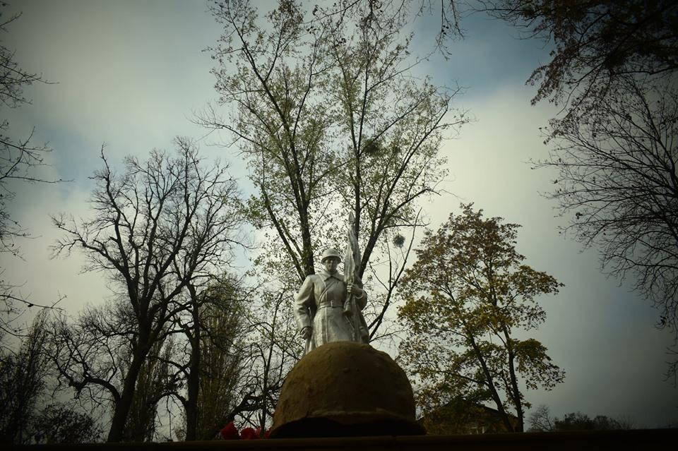 На Вишгородщині перепоховали  останки воїнів Другої світової - Литвинівка, київщина, Друга світова війна, Вишгородський район - 1029 Legion3