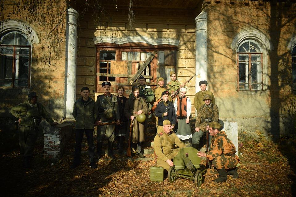 На Вишгородщині перепоховали  останки воїнів Другої світової - Литвинівка, київщина, Друга світова війна, Вишгородський район - 1029 Legion6