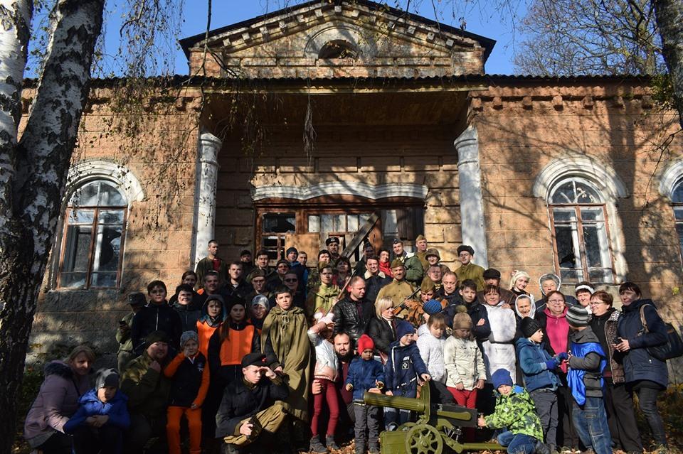 На Вишгородщині перепоховали  останки воїнів Другої світової - Литвинівка, київщина, Друга світова війна, Вишгородський район - 1029 Legion7