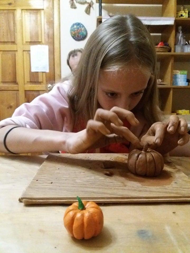 «Яскрава осінь» у Вишгороді – зі смаком гарбузів - музей, київщина, канікули, ВІКЗ, Вишгород - 1031 Garbuz2