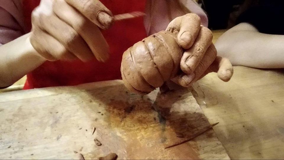 «Яскрава осінь» у Вишгороді – зі смаком гарбузів - музей, київщина, канікули, ВІКЗ, Вишгород - 1031 VIKZ Garbuz5