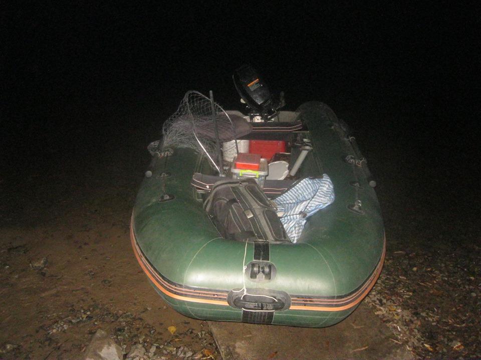 На браконьєрів подали до суду - Поліція, обвинувальний акт, київщина, Вишгородський район, браконьєри - 1031 ryba2