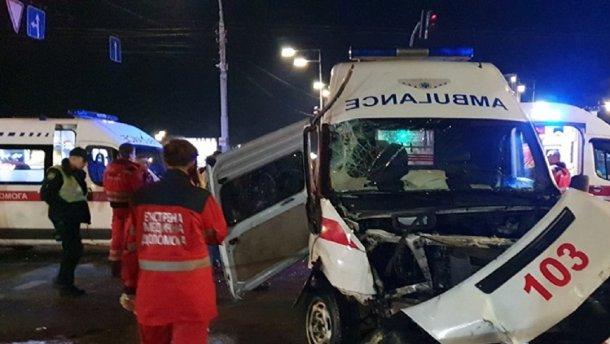 У ДТП загинули фельдшер та водій швидкої допомоги -  - 1219002