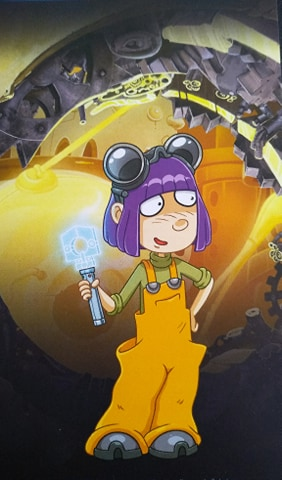 Завершено виробництво повнометражного мультфільму «Віктор_Робот» -  - 130239