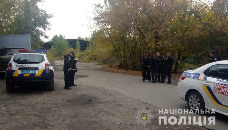 У Києві затримали грабіжника, раніше судимого кримчанина (відео) -  - 16.10.2019grabizh071020192
