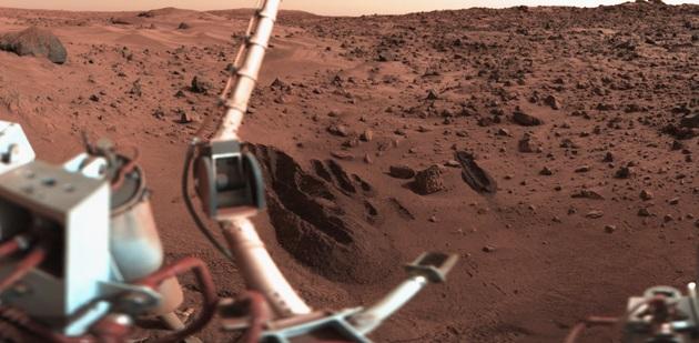 16_NASA2 Колишній учений NASA запевняє: життя на Марсі було знайдено ще 40 років тому