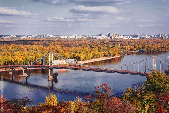 «Аномальна» осінь 2019: в столиці третій температурний рекорд за чотири дні - температурні рекорди, температурний рекорд, осінь - 16 novyj rekord
