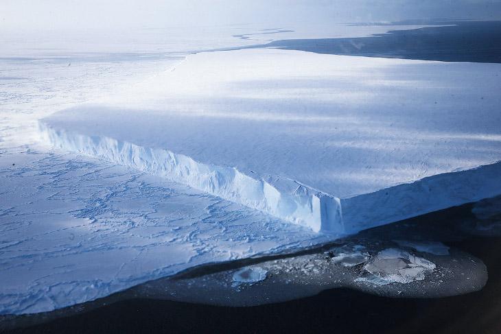 Антарктида ще досі випромінює радіоактивний хлор після випробувань ядерної зброї - ядерна зброя, Радіація, Антарктида - 18 antarktyda