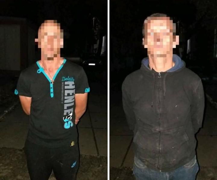 Ірпінські поліцейські затримали чоловіків, які здійснили розбійний напад у Горенці -  - 20191003 123148