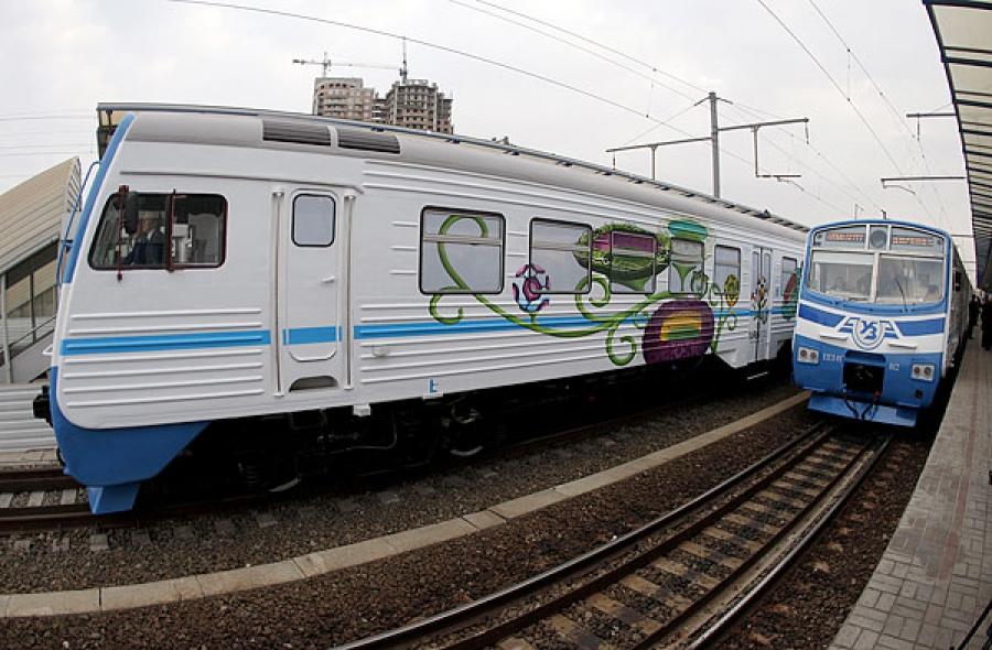 Київпастранс повідомив про відміну 9 рейсів міської електрички -  - 22954