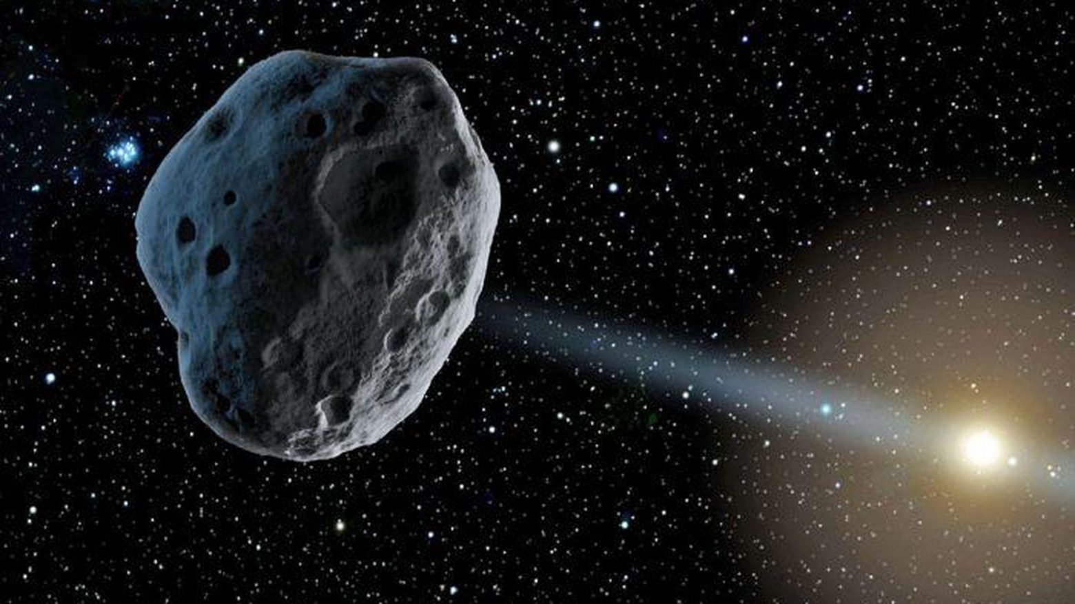 До Землі наближаються астероїди, які вчені прозвали «містами-вбивцями» - космос, космічне тіло, астероїд - 24 asteroyd