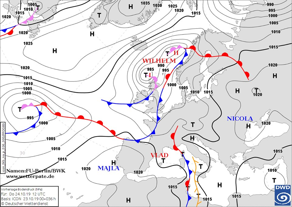 Без опадів, туман, південний слабкий вітер: погода на 25 жовтня на Київщині - погода - 25 pogoda2