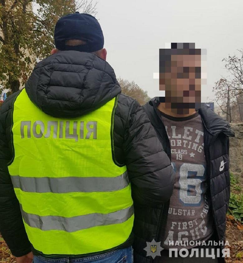У Києві затримали дует шахраїв із Запоріжжя -  - 28.10.2019OPVSHEVCH2