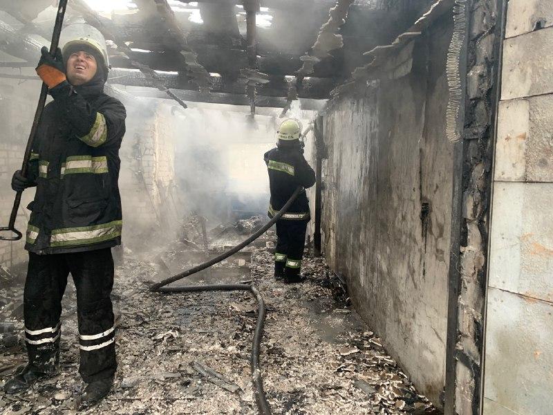 У пожежі в Переяславі ледь не згоріло два авто -  - 388215e0 f2d7 4053 ae66 74132a58c1aa