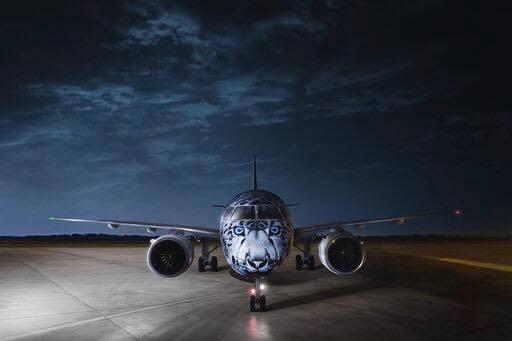 """У """"Борисполі"""" чекали на особливий літак, а прибув звичайний -  - 47682679 2095551307150925 4052954195337150464 n"""