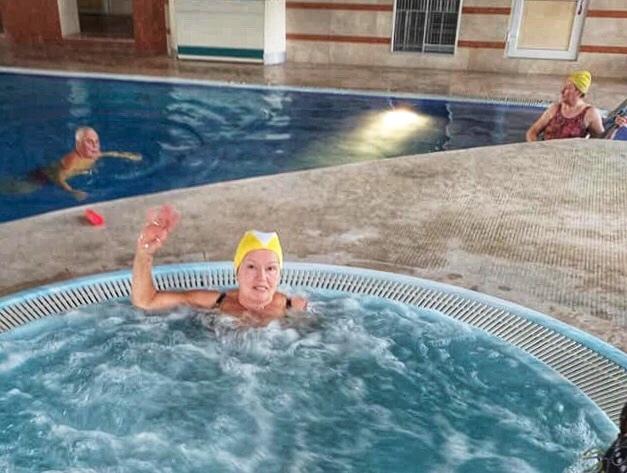 Плавання для «срібних» спортсменів Українки -  - 4A88B9FD BF6E 43FE 9164 6B76F9259802