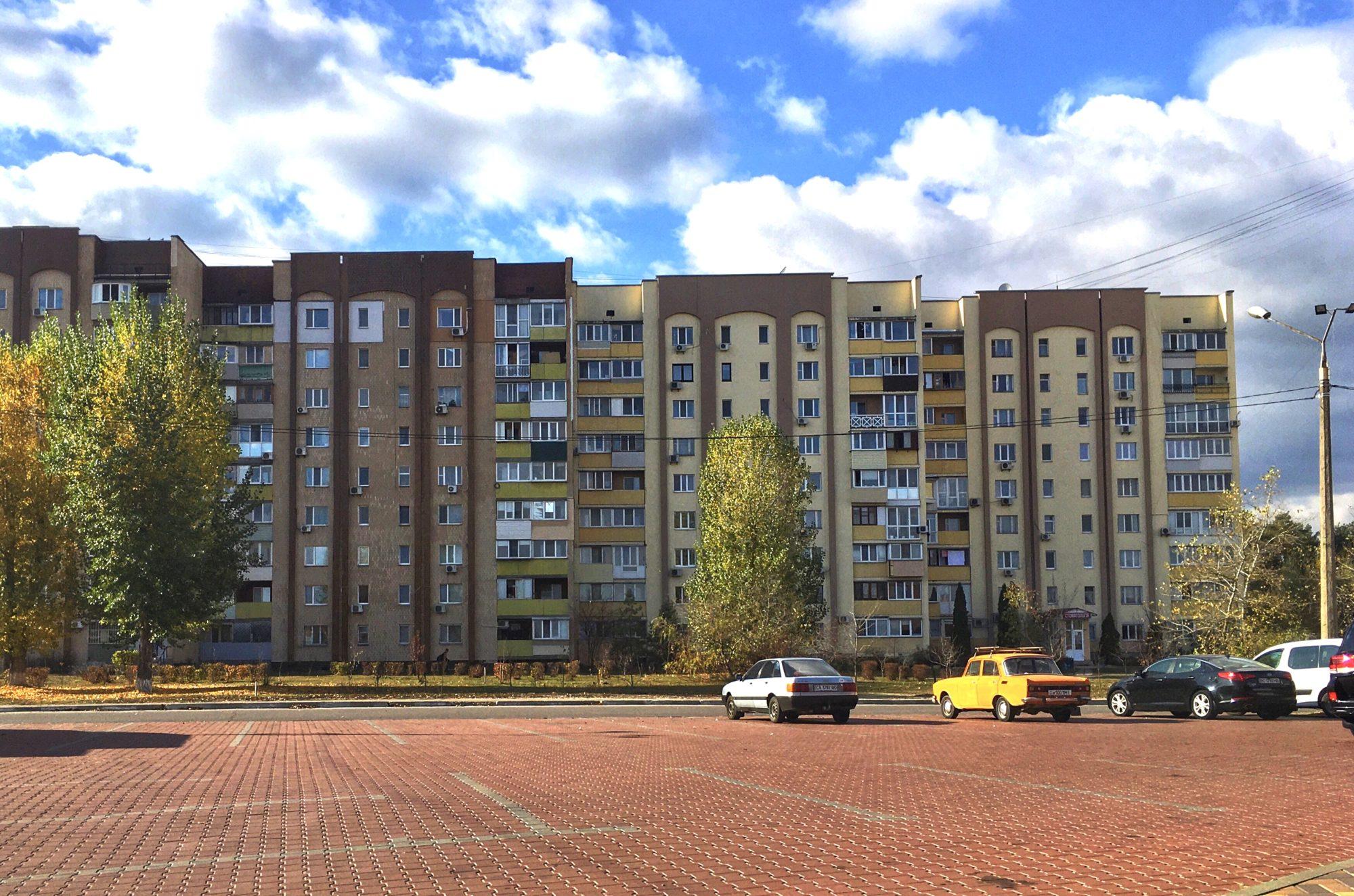 В Українці мешканці одного під'їзду стали заручниками складних обставин -  - 508396EA F01C 4074 B756 F1FAEEEE7573 2000x1325