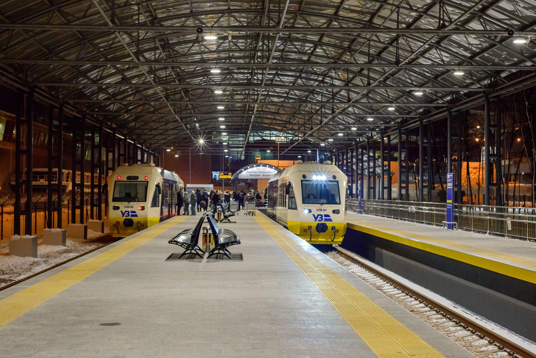 Вночі курсуватиме додатковий рейс Kyiv Boryspil Express -  - 50862037 2314139541953154 3118773889056899072 o