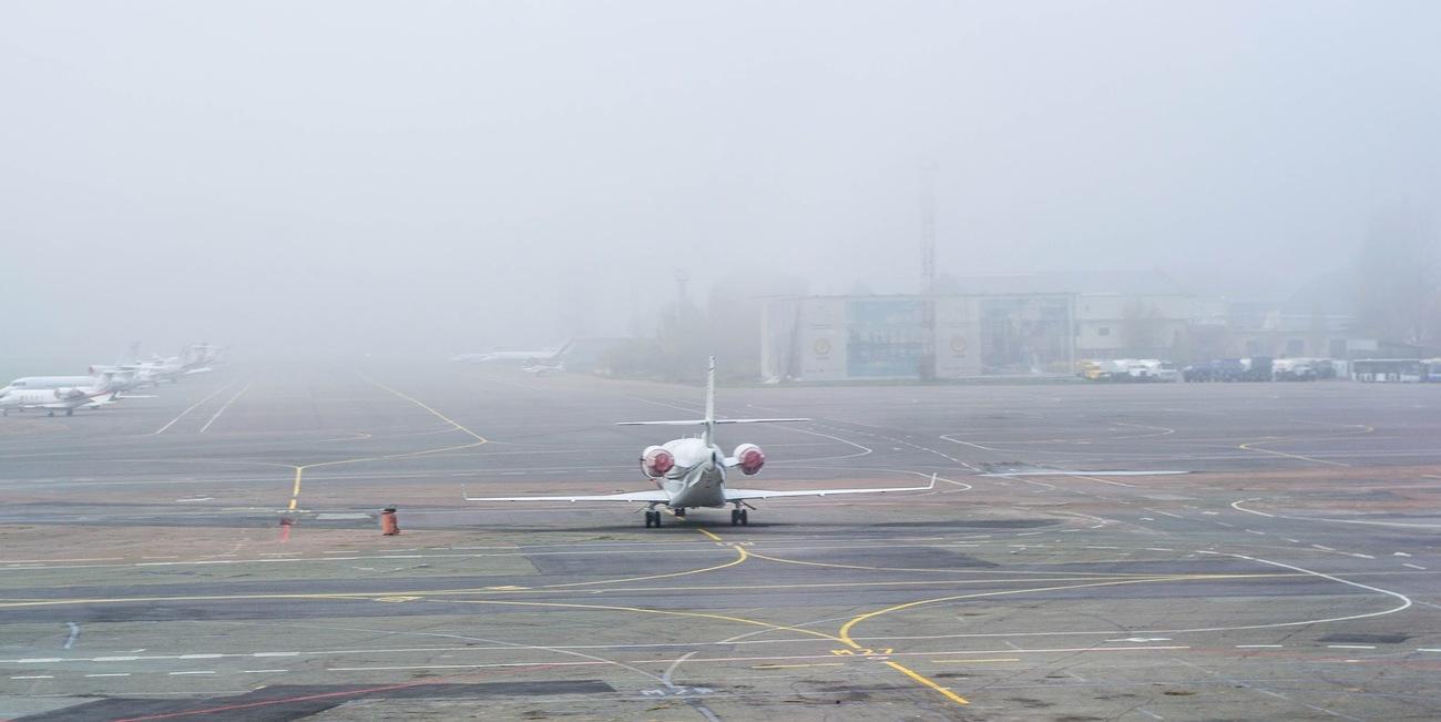 """Туман став причиною затримки рейсів в аеропорту """"Бориспіль"""" -  - 5436584 xlarge"""